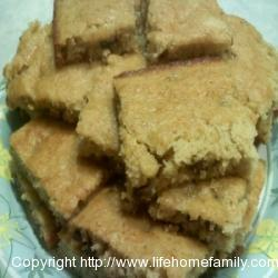 Banana Chocolate Chip Bars